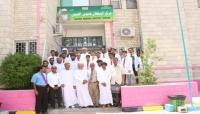 وفد عماني يزور مركز السلطان قابوس شرقي المهرة لدراسة تأهيله إلى مستشفى ريفي