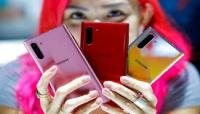 سامسونج تكشف عن هاتفها الجديد نوت-10 بخصائص تتحدى هواوي
