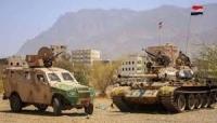 الجيش اليمني يسقط طائرة مسيرة للحوثيين بحجة