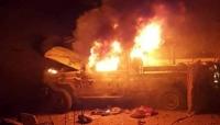 شبوة: اللجنة السعودية تغادر عتق واندلاع مواجهات عنيفة بين القوات الحكومية ومليشيات الانتقالي