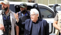 غريفيث يغادر صنعاء بعد لقاءه الحوثيين لاستئناف المشاورات السياسية