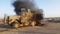"""تعزيزات عسكرية للحكومة إلى عتق والقبائل تدعو لمنع وصول تعزيزات """"الانتقالي"""""""