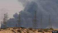 """هجوم الحوثيين على """"أرامكو"""" السعودية يوقف 50% من أمدادات الزيت الخام"""