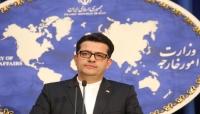 """إيران تصف دعم السعودية لأمريكا بشأن حظر السلاح بـ """"مزحة مريرة"""""""