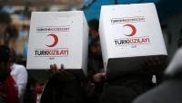 الهلال التركي يوزع 1800 سلة غذائية في الضالع