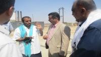 وزير الكهرباء يتفقد محطات التوليد لمديريتي سيحوت -المسيلة بالمهرة