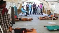 الصليب الأحمر: المرافق الصحية العاملة في اليمن لاتصل 50%