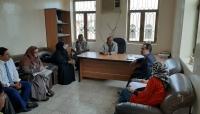 اللجنة الوطنية لحقوق الإنسان تلتقي الأجهزة الأمنية والقضائية في أرخبيل سقطرى