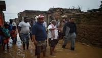 محروس يؤكد أن السلطة المحلية تعمل على تخفيف معاناة المواطنين جراء العاصفة والأمطار الغزيرة