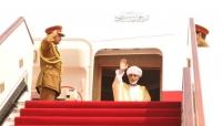 """السلطان قابوس يصل بلجيكا للعلاج و """"اعتصام المهرة"""" تعرب عن أمنياتها له بالشفاء"""