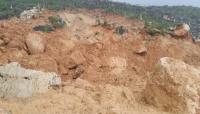 """""""بافان"""" تخلف أضرارا كبيرة في سقطرى وسط مناشدات بتقديم المساعدة"""