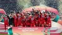 """""""صلاح"""" يقود ليفربول الانجليزي للفوز بكأس العالم للمرة الأولى"""