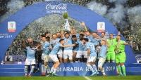 """""""لاتسيو"""" ينتزع كأس السوبر الإيطالي بفوز كبير على يوفنتوس"""