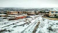 تحذير من البرودة الشديدة والصقيع في المناطق الجبلية باليمن