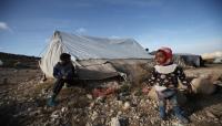 النازحون اليمنيون يواجهون ظروفاً قاسية بعد 5 سنوات من الحرب (ترجمة خاصة)