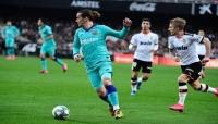 برشلونة يخسر أمام فالنسيا في الدوري الإسباني