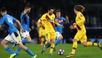 دوري الأبطال: برشلونة يكسب نقطة من نابولي والبايرن يقسو على تشلسي بثلاثية