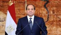 السيسي: تدخل مصر في ليبيا بات شرعيا .. سرت والجفرة خط أحمر