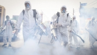 منظمة الصحة العالمية تحذر من تعقيم الشوارع ورش المطهرات