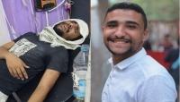 """الحزام الأمني في لحج يطلق سراح الصحفي """"أصيل سويد"""" بعد شهر من إعتقاله"""