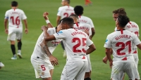 اشبيلية يحقق أول فوز في الدوري الإسباني بعد التوقف بسبب فيروس كورونا