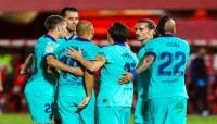 برشلونة يتغلب على ريال مايوركا برباعية نظيفة