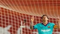ميسي يحقق رقم قياسي جديد في الدوري الأسباني الليغا