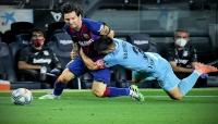 برشلونة يواصل ابتعاده بصدارة الدوري الإسباني بعد هزيمة ليجانيس بثنائية