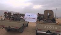 معارك هي الأعنف بين الحوثيين والجيش الحكومي بجبهة قانية في البيضاء