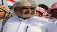 الشيخ علي سالم الحريزي : المجلس العام لأبناء المهرة وسقطرى خرج عن الإطار الوطني ويشرعن للمحتل السعودي الإماراتي