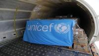 """وصول 20 طنا من الأدوية مقدمة من """"يونسيف"""" إلى مطار عدن"""