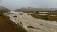 مأرب.. ارتفاع حصيلة ضحايا السيول الى 21 حالة وفاة
