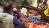 الخارجية اليمنية تُدين جريمة التحالف السعودي بحق المواطنين بالجوف