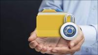 كيفية حماية الملفات والمجلدات بكلمة مرور في نظام ويندوز