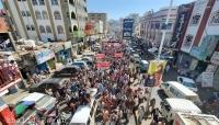 تظاهرة حاشدة في تعز تنديدا بالإساءات الفرنسية للرسول الكريم