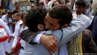 جماعة الحوثي تعلن تحرير 5 من مقاتليها في صفقة تبادل مع القوات الحكومية بمأرب