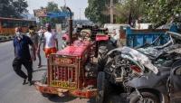 خلال نومهم.. شاحنة تقتل 15 شخصاً دهساً في الهند