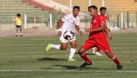منتخب اليمن يخسر أمام نظيره التونسي بهدفين مقابل لا شيء في بطولة كأس العرب