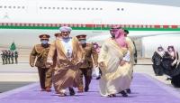 """في أولى محطاته الخارجية.. سلطان عُمان """"هيثم بن طارق"""" يزور السعودية"""