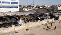 ارتفاع حصيلة ضحايا حريق مستشفى بمدينة الناصرية العراقية إلى 92 قتيلا