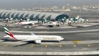 اصطدام طائرتين في مطار دبي الدولي