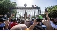 اتصال أمريكي برئيس تونس يطالبه بحكومة وعودة البرلمان المنتخب