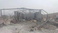 """لجنة اعتصام المهرة تدين تفجيرات """"العند"""" وتحمل التحالف """"المسؤولية الكاملة"""""""