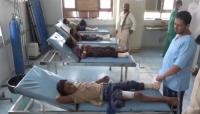 البعثة الأممية: وفاة وإصابة 15 شخصا جراء انفجار لغم أرضي جنوب الحديدة