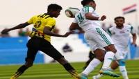 الصقر يتعادل سلبيا مع اليرموك ضمن بطولة الدوري اليمني المقامة في شبوة