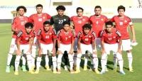 منتخب اليمن الأولمبي يواجه نظيره الكويتي في بطولة غرب آسيا