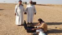 مكتب مياه الريف بالمهرة يجري دراسات جيوفيزيائية في مناطق الصحراء لتلبية حاجتها من المشاريع