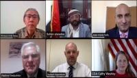 محافظ مأرب يناقش مع سفراء الدول الخمس دائمة العضوية مستجدات الأوضاع بالمحافظة
